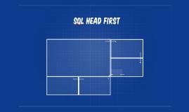 Sql Head first