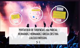 PORTAFOLIO DE EVIDENCIAS 2DO PARCIAL.