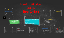Ethical Considerations