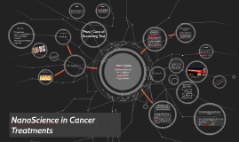 Copy of NanoScience in Cancer Treatments