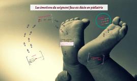 Les émotions du soignant face au décès en pédiatrie