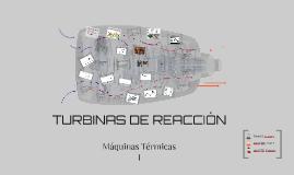 TURBINA DE REACCIÓN