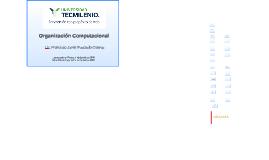 AD 2016 Organización Computacional
