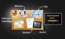 Copy of Desktop Prezumé by Scott Campbell