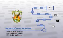 PAGINACIÒN DE MEMORIA