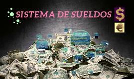 SISTEMA DE SUELDOS