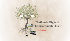 Thailand's Biggest Environmental Issue