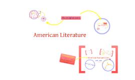 American Literature Genres Intro
