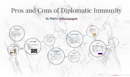 Pros and Cons of Diplomatic Immunity