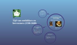 6.4 Spanningen in de Nederlanden