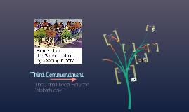 Copy of Third Commandment: Sabbath