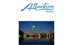 Atlântica Hotels (Atualizada)