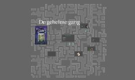 Copy of De geheime gang