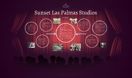 Sunset Las Palmas Studios History