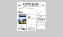 Copy of PRESENTACIONES CREATIVAS
