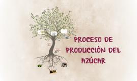 PROCESO DE PRODUCCIÓN DEL AZÚCAR