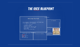 A blueprint to succeed in your osce