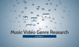 Music Video Genre Research
