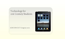 ICT Resources ESL Classrooms
