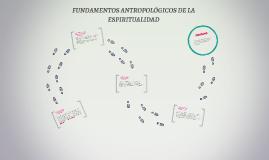 Copy of FUNDAMENTOS ANTROPOLÓGICOS DE LA ESPIRITUALIDAD