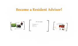 Become a Resident Advisor