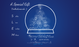 Copy of Free Christmas Prezi Template 2013
