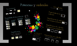 Copy of Copy of Potencias y radicales