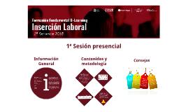 ICA 084 Inserción Laboral 2S2018