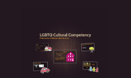 LGBTQ Cultural Competency - Housing