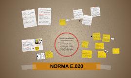 NORMA E.020