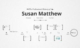 Timeline Prezumé by Susan Matthews