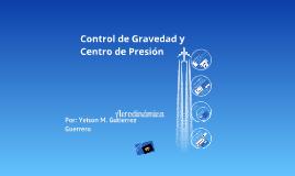Copy of Centro de Gravedad y de Presión de un avión.