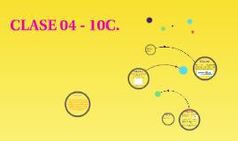 CLASE 04 - 10C.