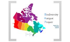 Biodiversity Hotspot - Point Pelee