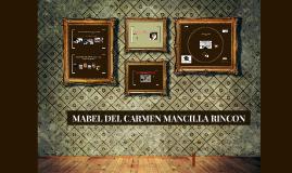 MABEL DEL CARMEN MANCILLA RINCON