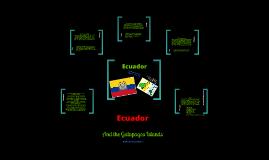 Copy of Ecuador Presentation