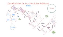 Clasificacion De Los Servicios Publicos Ucc Villavicencio