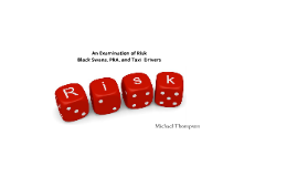 Copy of Master Copy of Risk