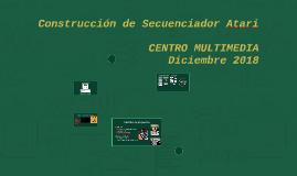 Construcción de Secuenciador Atari