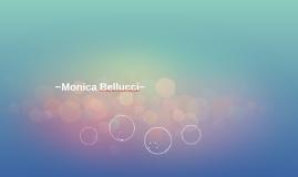 ~Monica Bellucci~