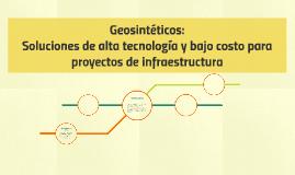 Geosintéticos: