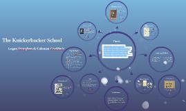 Copy of The Knickerbocker School