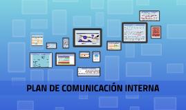 Copy of Plan de Comunicación Interna para la empresa CONSTRUIMOS S.A