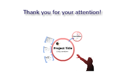 Group Project Proposal Presentations
