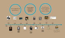 Linea de Tiempo Investigación de Operaciones