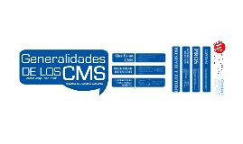 Generalidades de los CMS