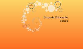 Eixos da Educação Física PMC