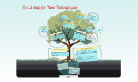 Copy of Road map for New Technologies