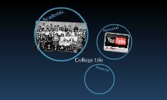 College Life (a Prezi example)
