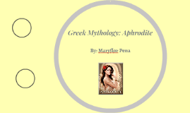Greek Mythology: Aphrodite